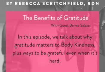 Podcast 14: The Benefits of Gratitude