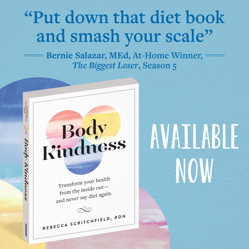 Put down that diet book and smash your scale - Bernie Salazar, MEd, At-Home Winner, The Biggest Loser, Season 5