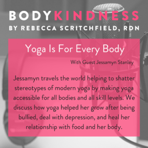 Yoga Is For Every Body - With Jessamyn Stanley