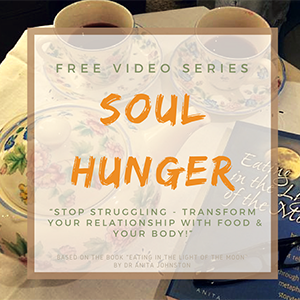 Watch Anita's free Soul Hunger Video series