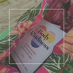 Body Kindness® by Rebecca Scritchfield, RDN