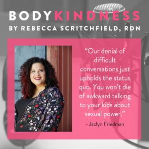 Episode 57: Get 'Unscrewed' in this #MeToo world with Jaclyn Friedman, activist and author of Unscrewed
