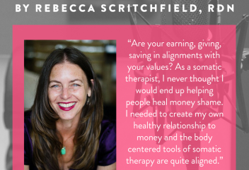 A Money Health Checkup with Somatic Therapist Bari Tessler Linden