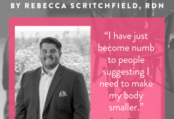 Episode 78: 'My doctor suggested weight loss surgery without even asking about my habits' - Weight stigma in medicine with Bernie Salazar