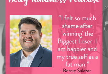 "Podcast 107: Learn & Grow Pt 7 - The Biggest Loser Did Not Exist to Create Better Lives with Bernie Salazar, a former ""winner"" of the show"