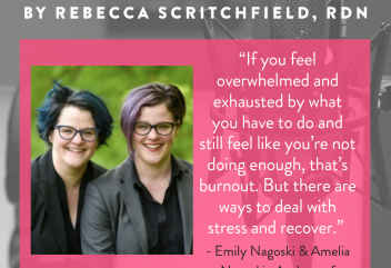 Podcast 117: How to recover from BURNOUT (Part 1) with Emily Nagoski and Amelia Nagoski