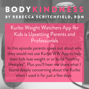 Kurbo Weight Watchers App for Kids is Upsetting Parents and Professionals