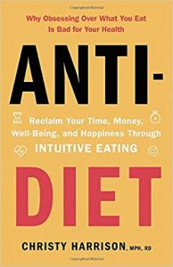 Cover of Anti-Diet by Christy Harrison