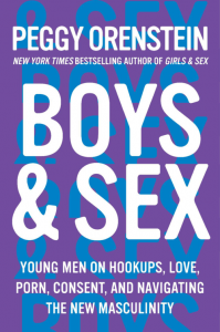 Boys and Sex by Peggy Orenstein book cover
