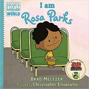 I am Rosa Parks (Ordinary People Change the World) book cover