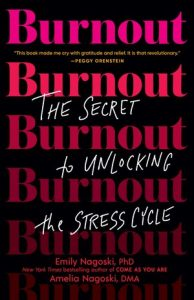 Burnout book