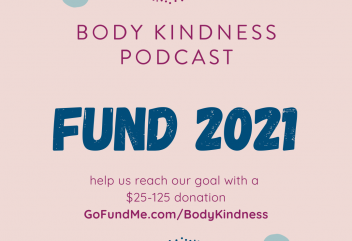 Top 10 Body Kindness Podcast episodes of 2020