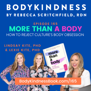 You are MORE than a body. How to heal your relationship with yourself - Doctors Lindsay and Lexie Kite